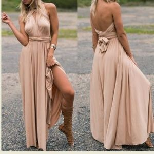 Dresses & Skirts - Boho Beauty Long Maxi Dress